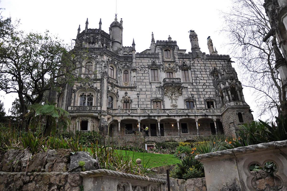 усадьба Кинта-да-Регалейра, Португалия