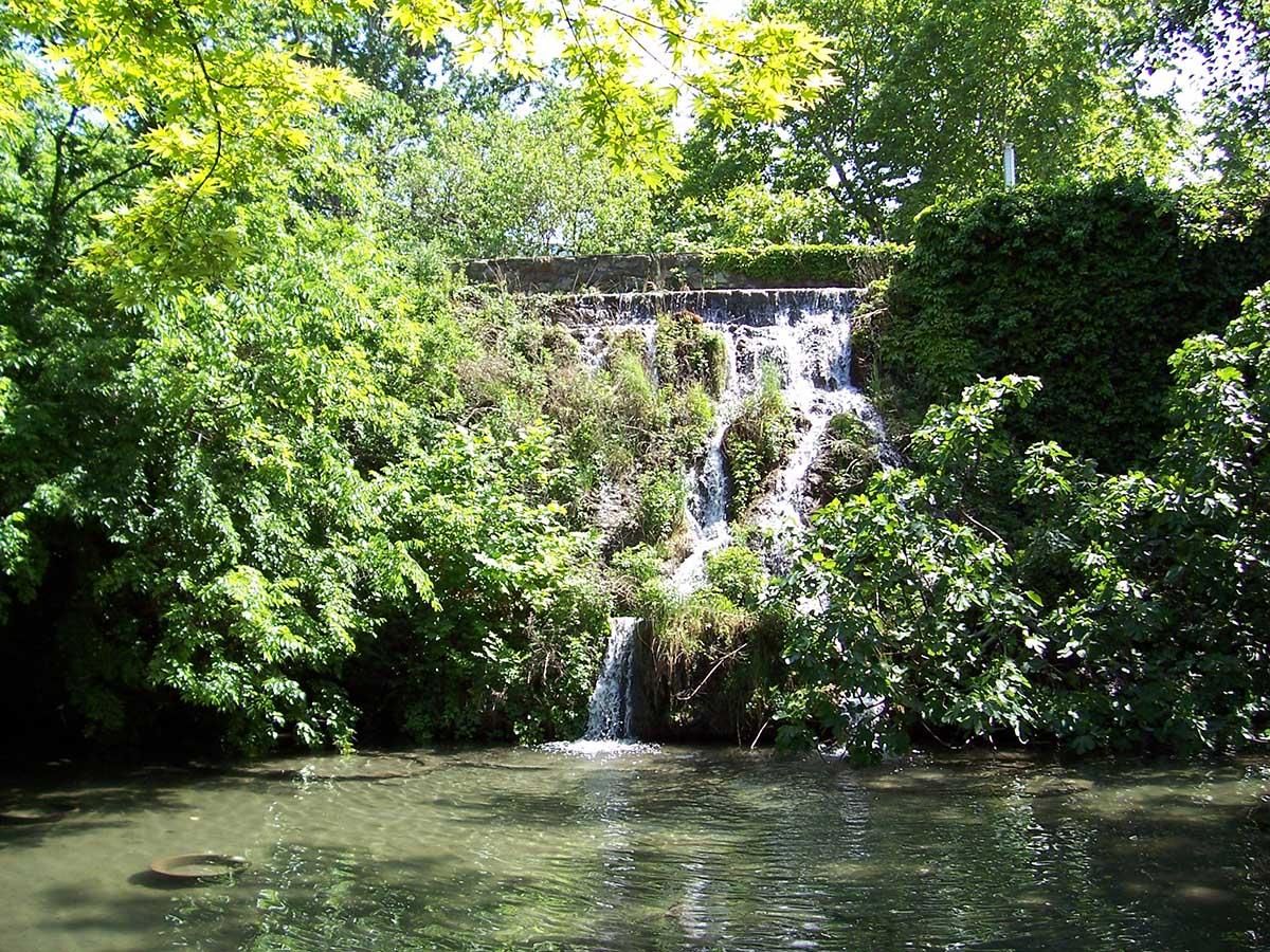 японский сад на острове Маргит, Будапешт