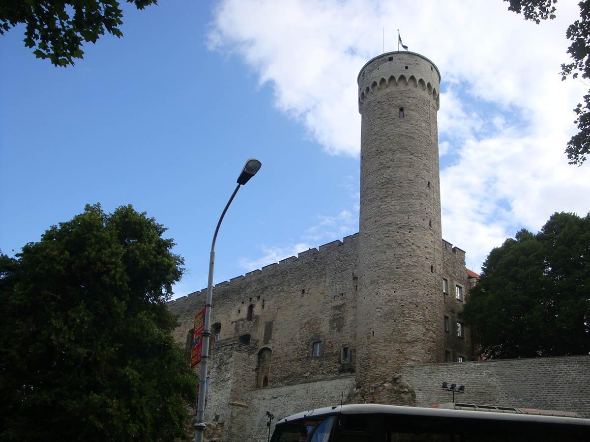замок Тоомпеа в Таллинне