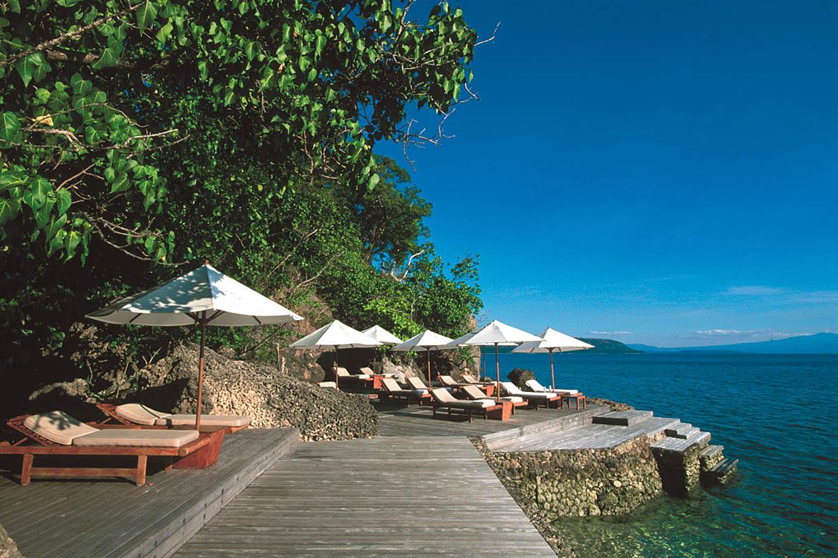 Amanwana resort
