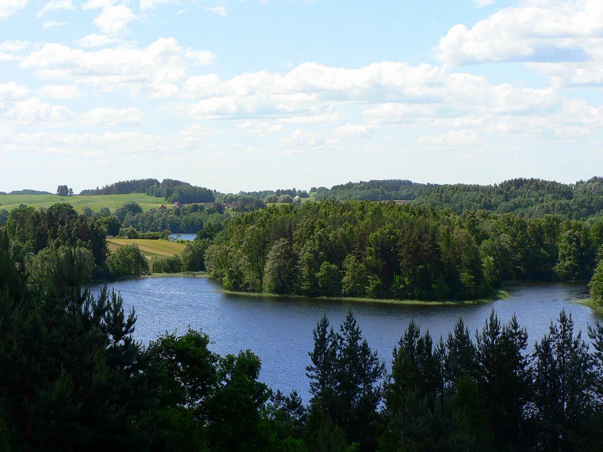 Аукштайтийский национальный парк, Литва