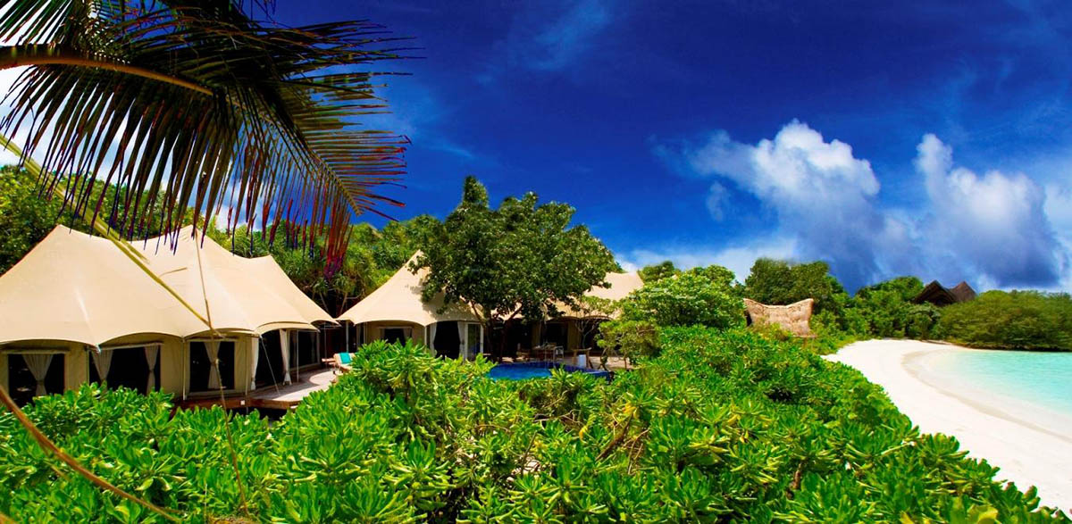 Banyan Tree Madivaru hotel, Maldives