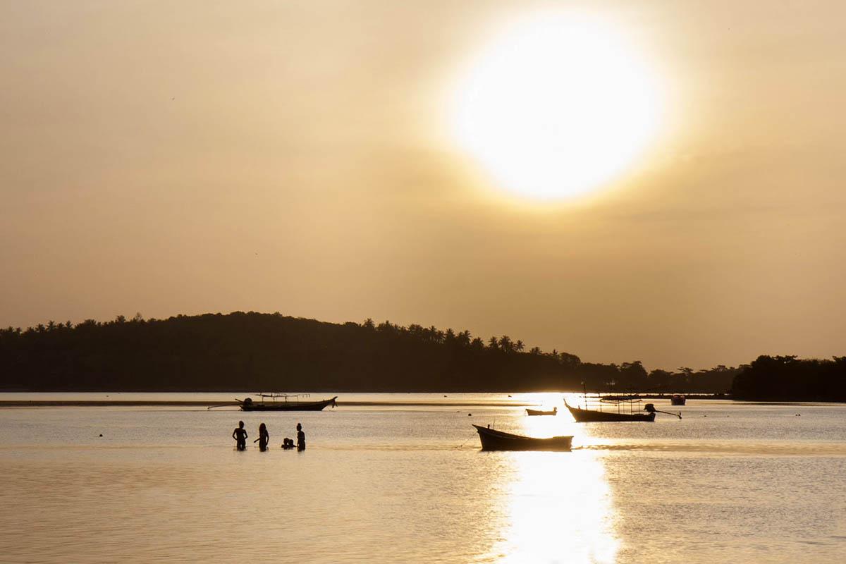 Chaweng Beach, Tailand