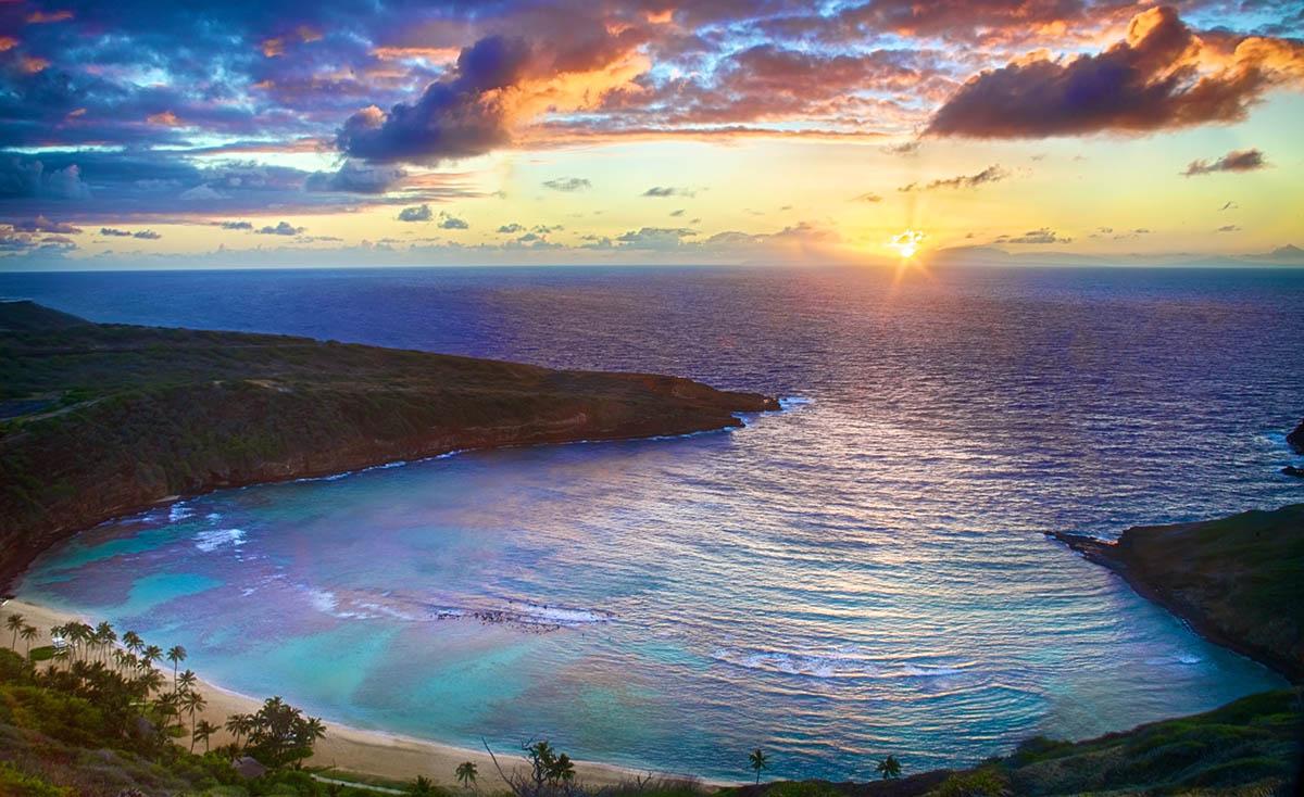 Hanauma Bay, Oahu, USA