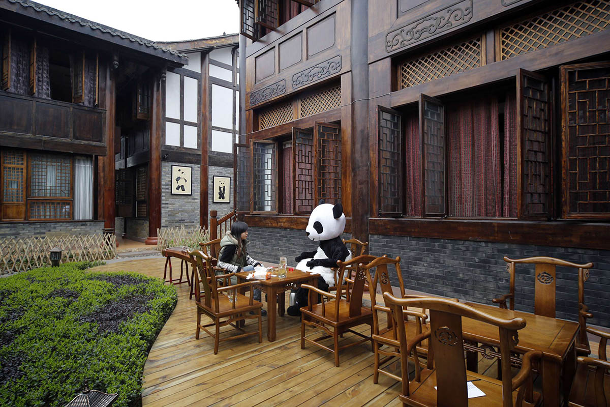 Haoduo Panda Hotel, China