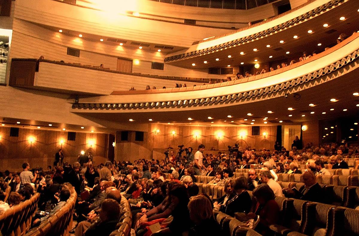 Харьковский оперный театр, интерьер