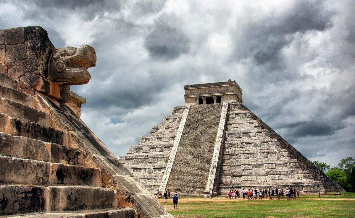 Кукулкан, Мексика