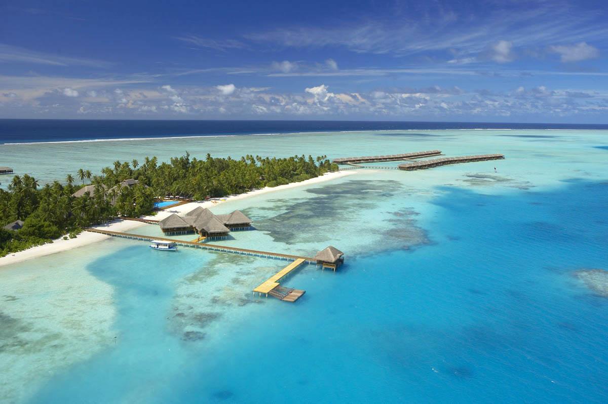Medhufushi Island Resort, Мальдивы