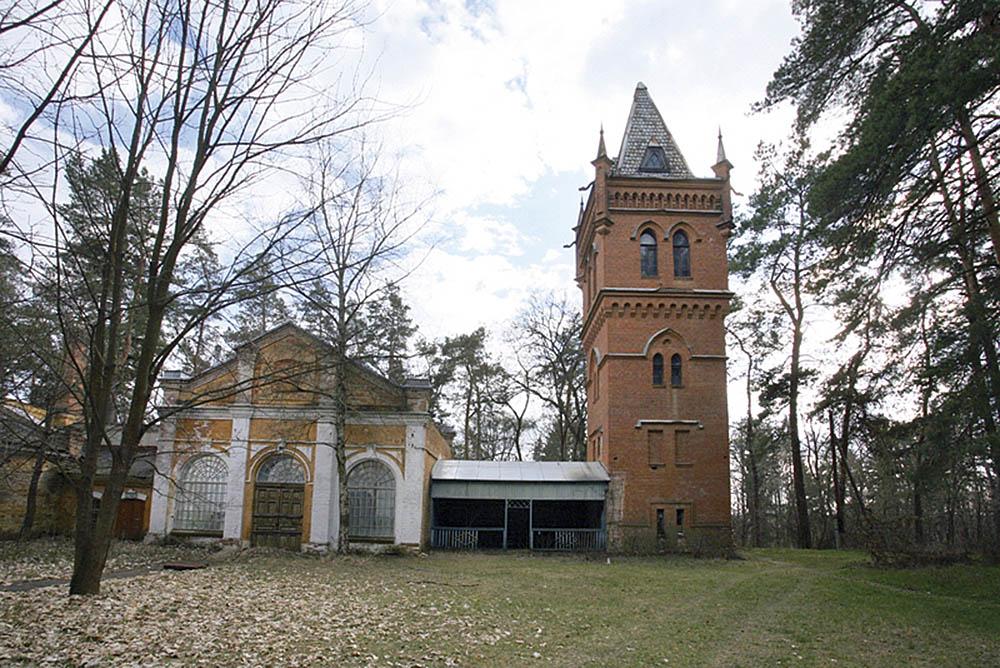Натальевский парк, Владимировка, Харьковская область