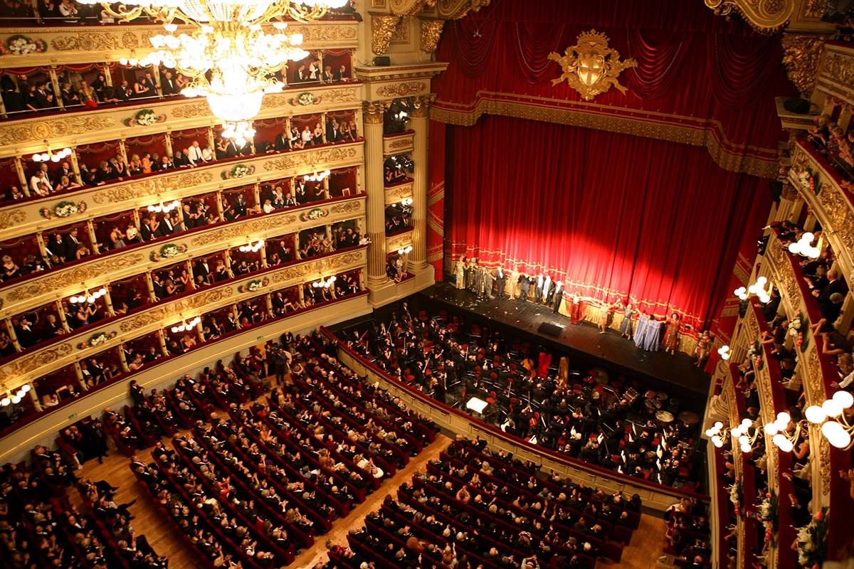 Ночь оперы в Харьковском оперном театре