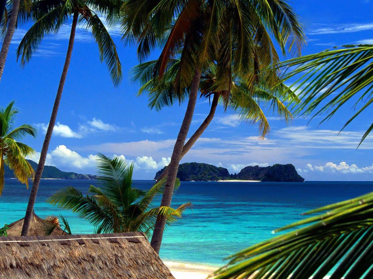 Pangulasian island, El Nido, Palawan, Philippines
