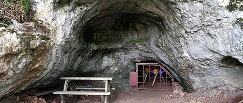 Пещера Ромуальда, Хорватия