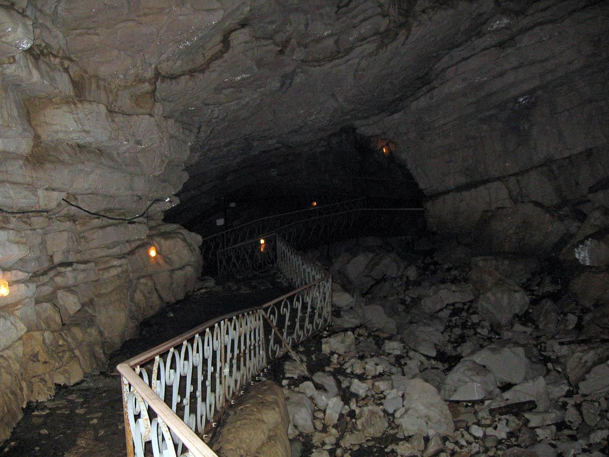 Воронцовские пещеры, Сочи