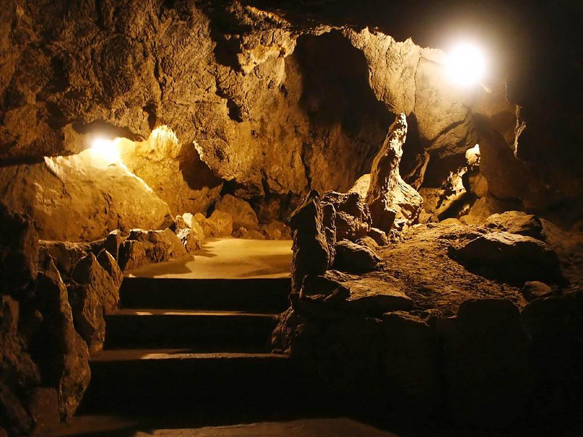 Воронцовские пещеры в Сочи