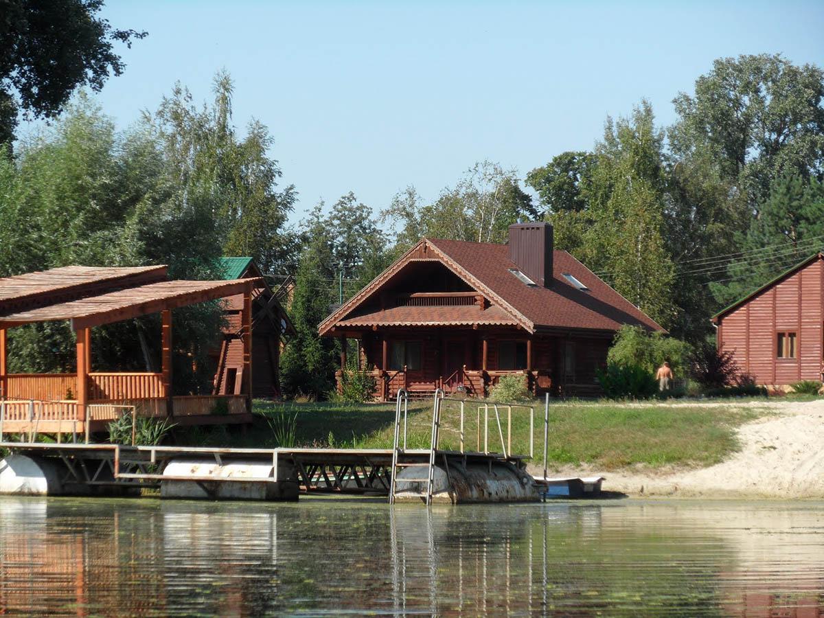 база отдыха в Коробовых Хуторах, Харьковщина