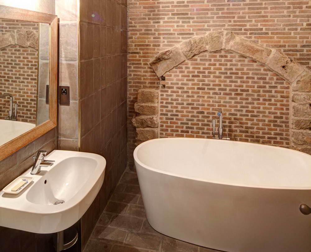 эко-отель в замке Astley, Англия