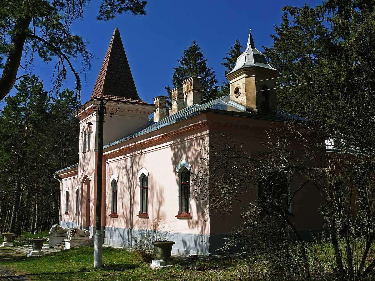гостевой дом в Натальевском парке
