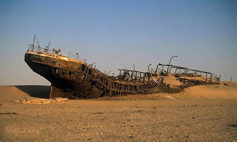 корабль Эдуард Болен