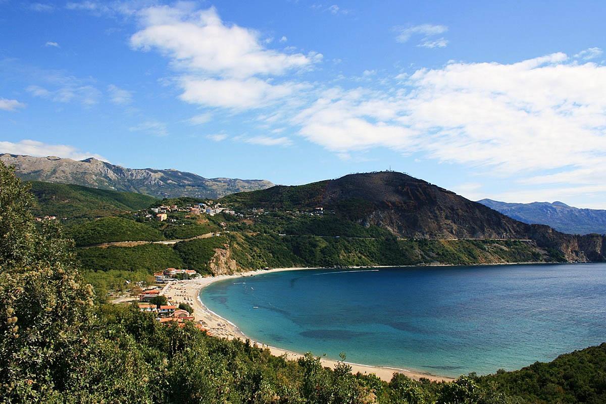 курорт Будва, Черногория