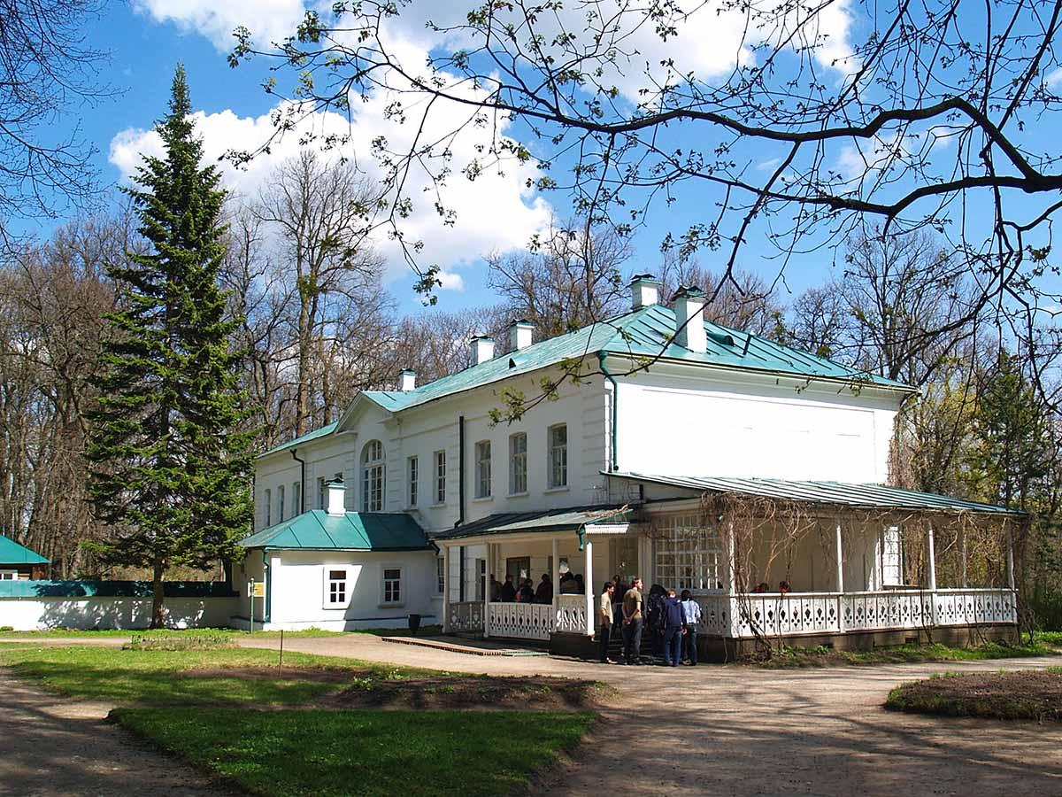музей-усадьба Ясная Поляна, Тула