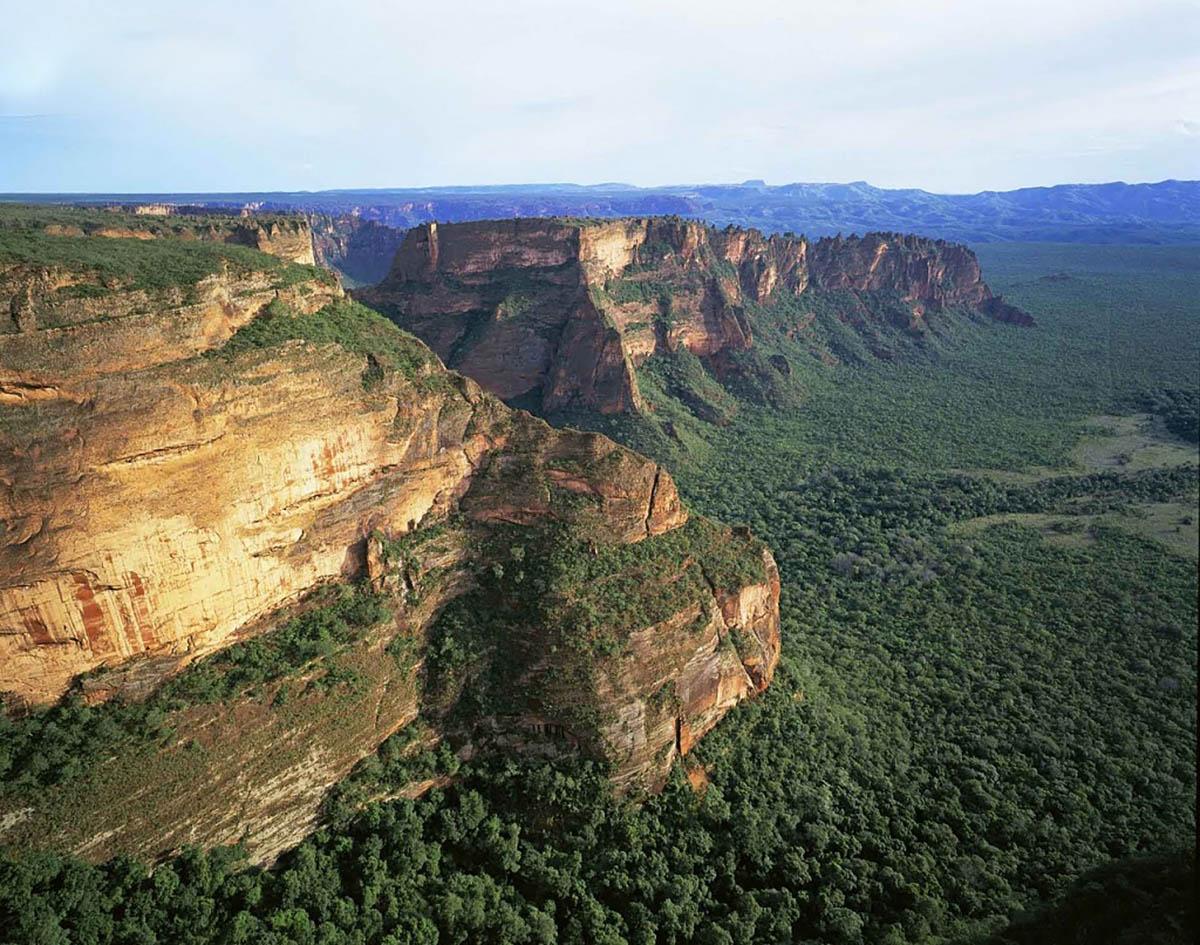 нацпарк Шапада-дус-Веадейрус, Бразилия