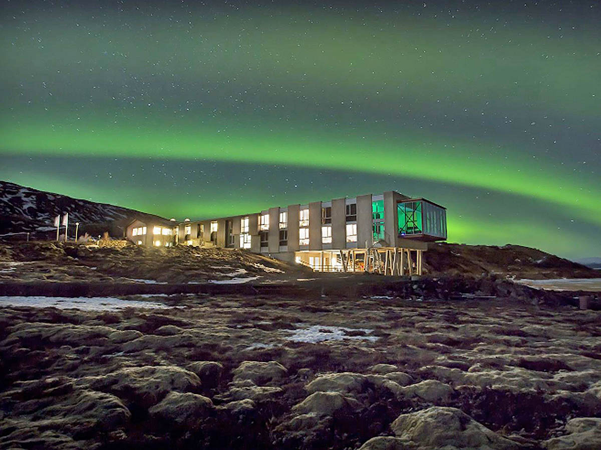отель ION, Исландия