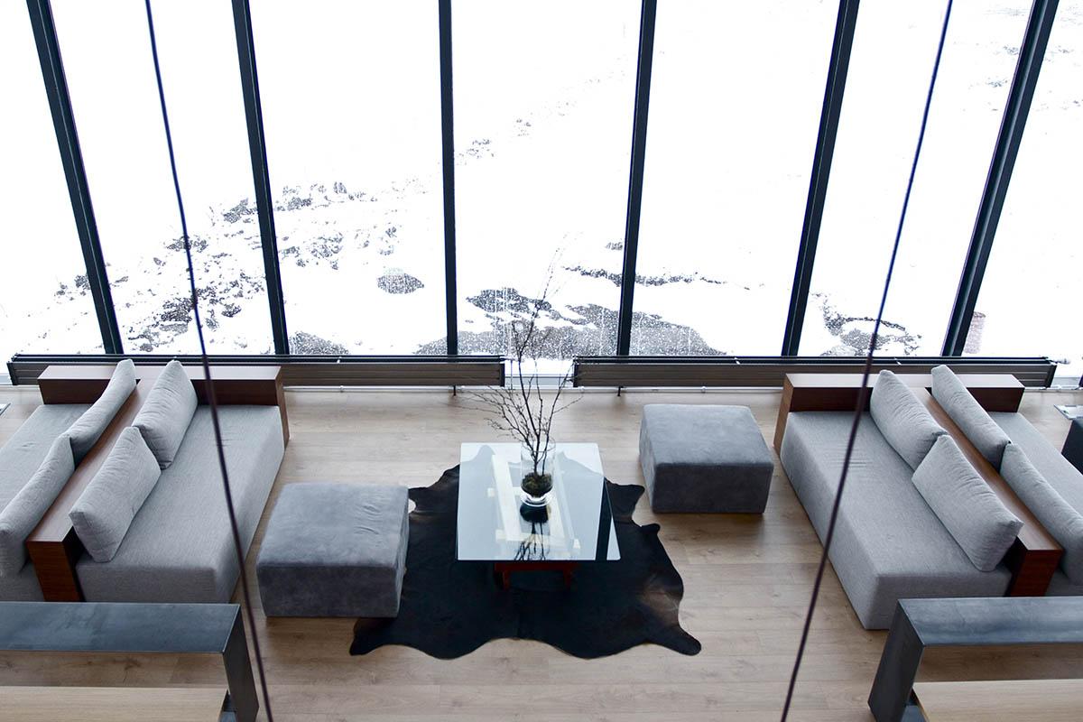 отель ION в Исландии