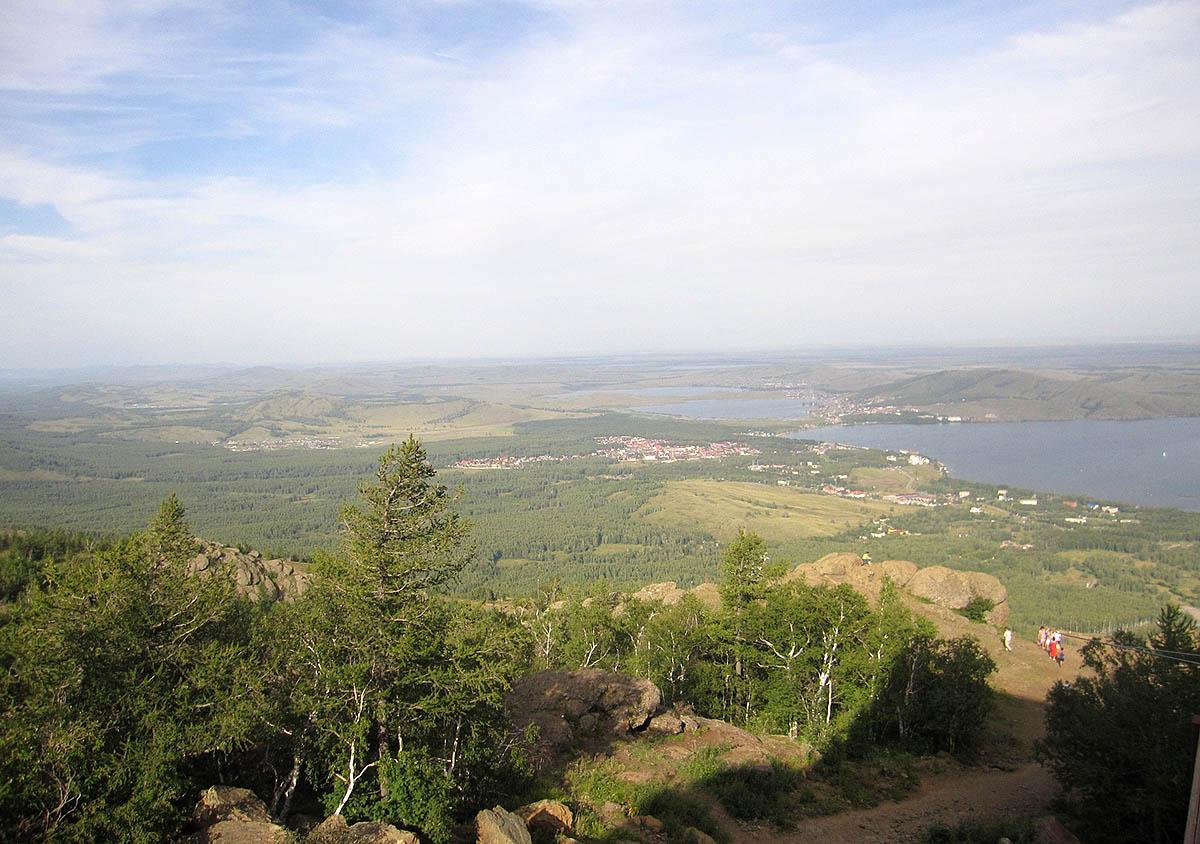 озеро Банное, Башкирия