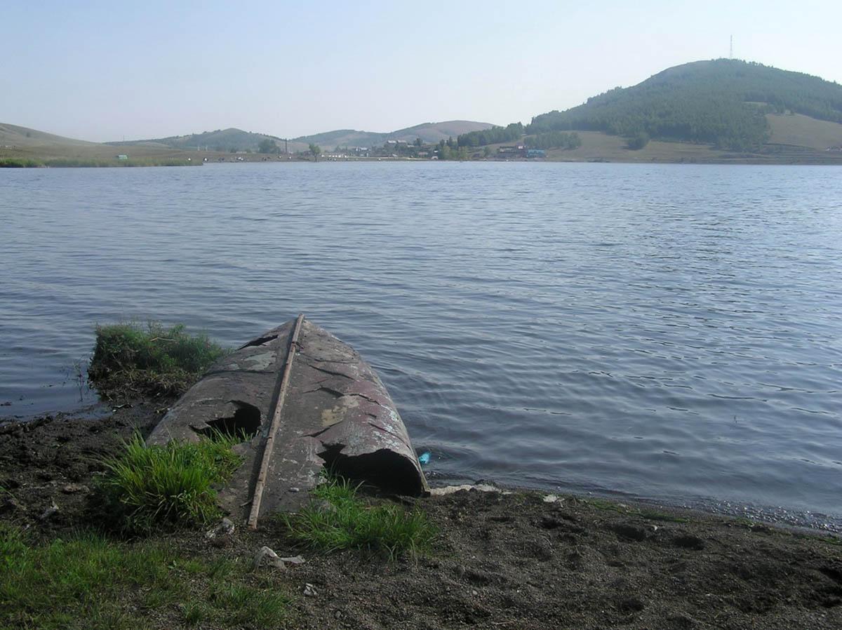 озеро Банное, Башкортостан, Россия