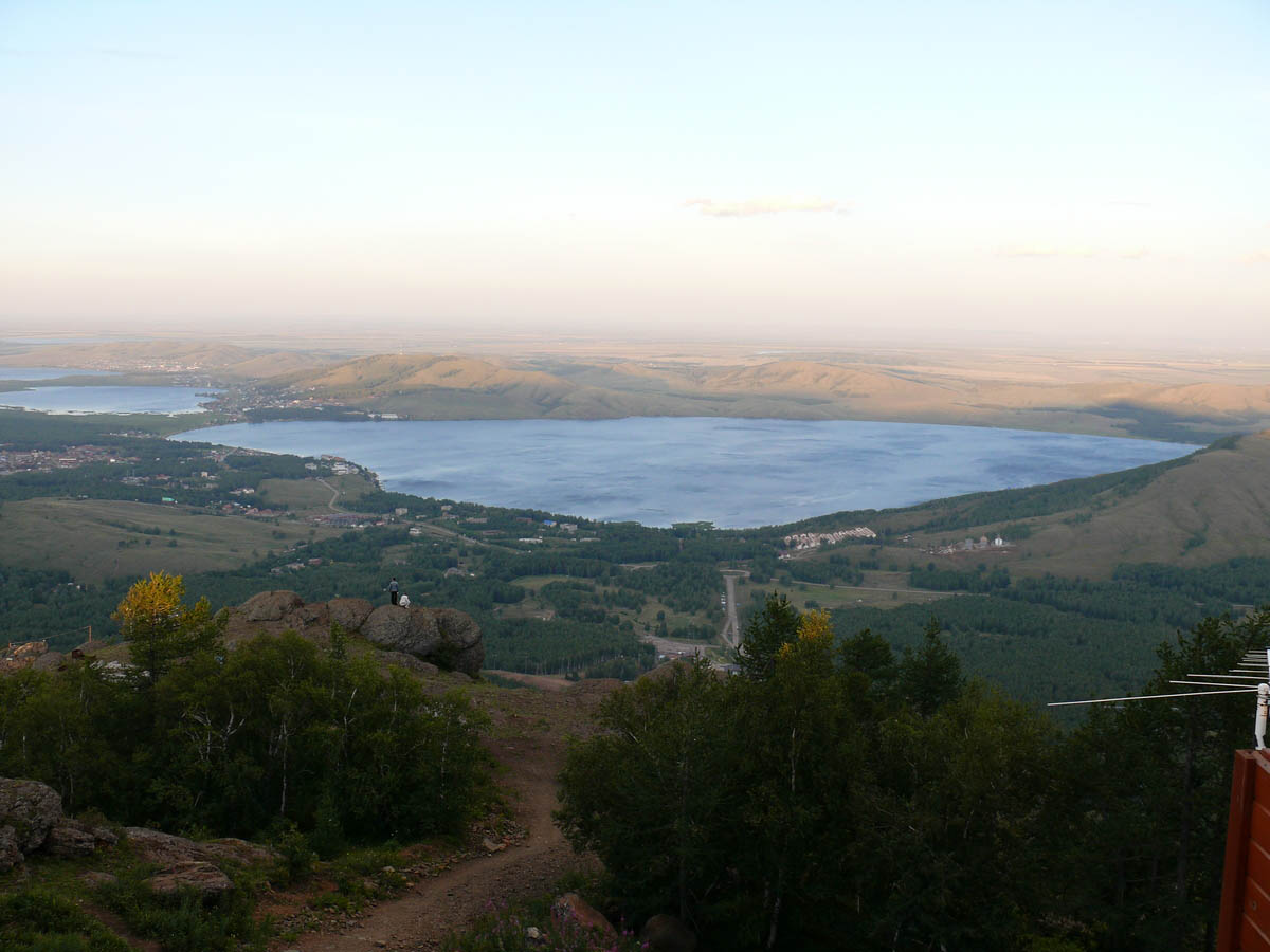 озеро Банное, Башкортостан