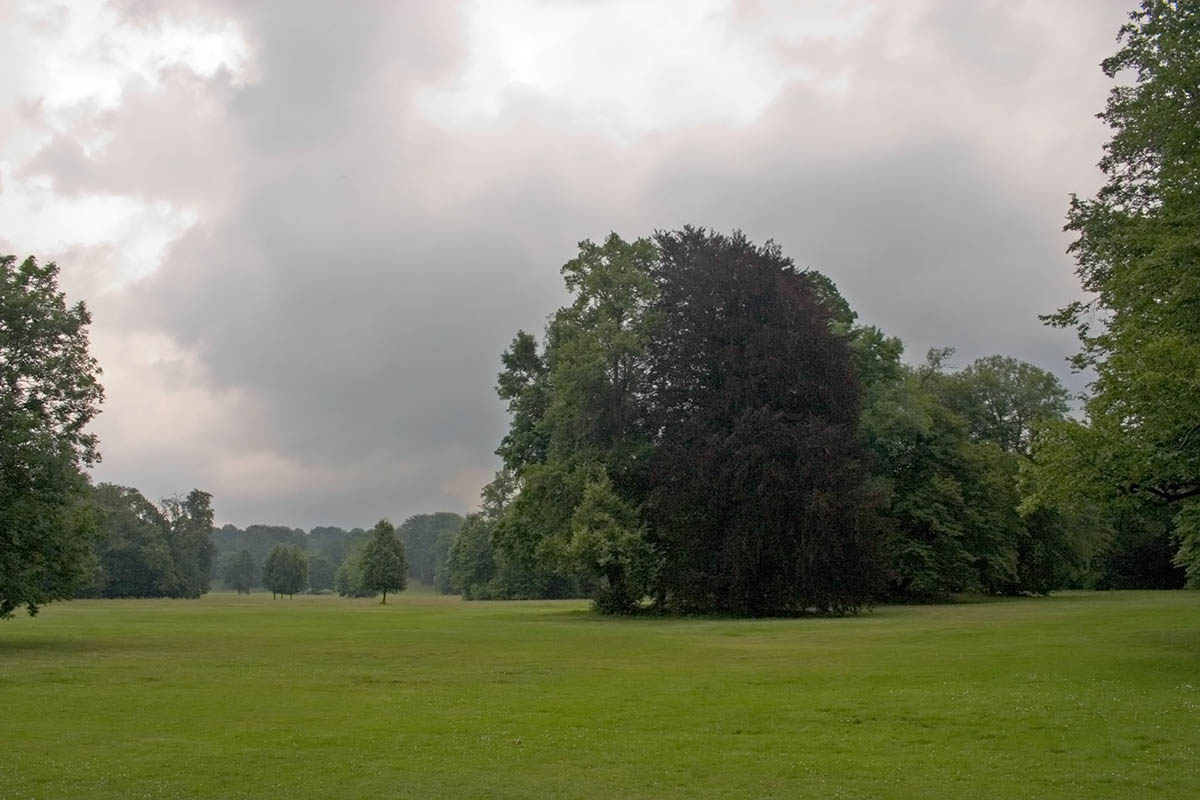 парк Мускау, Германия