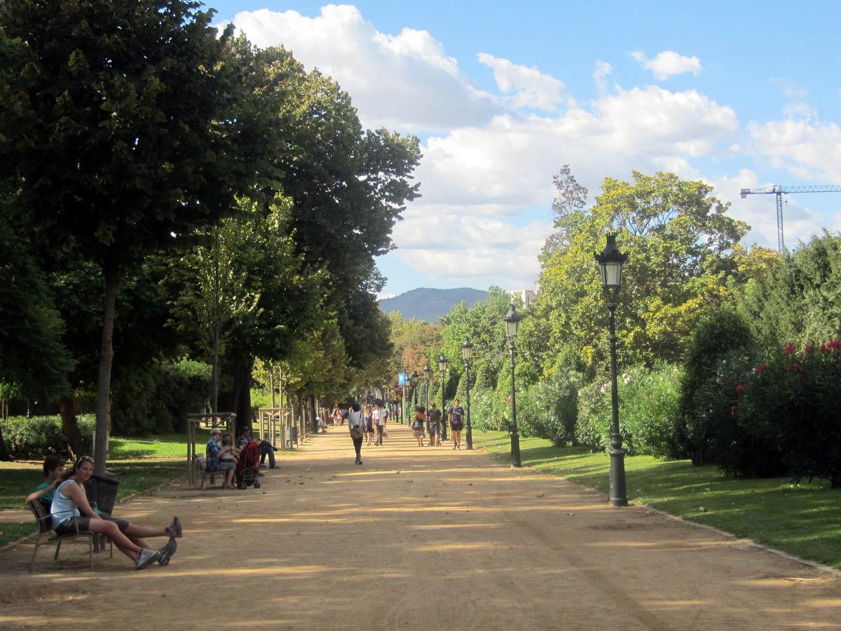 парк Сьютаделла