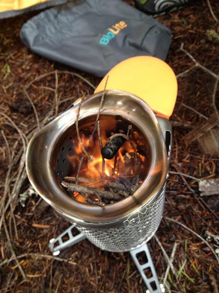 походная печь Biolite Campstove