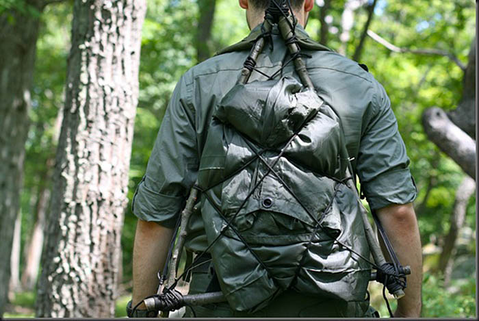 походный рюкзак своими руками