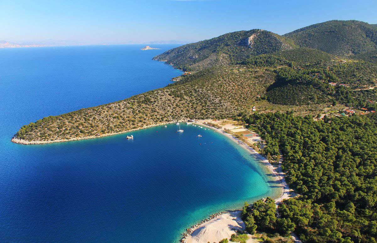 полуостров Пелопоннес, Греция