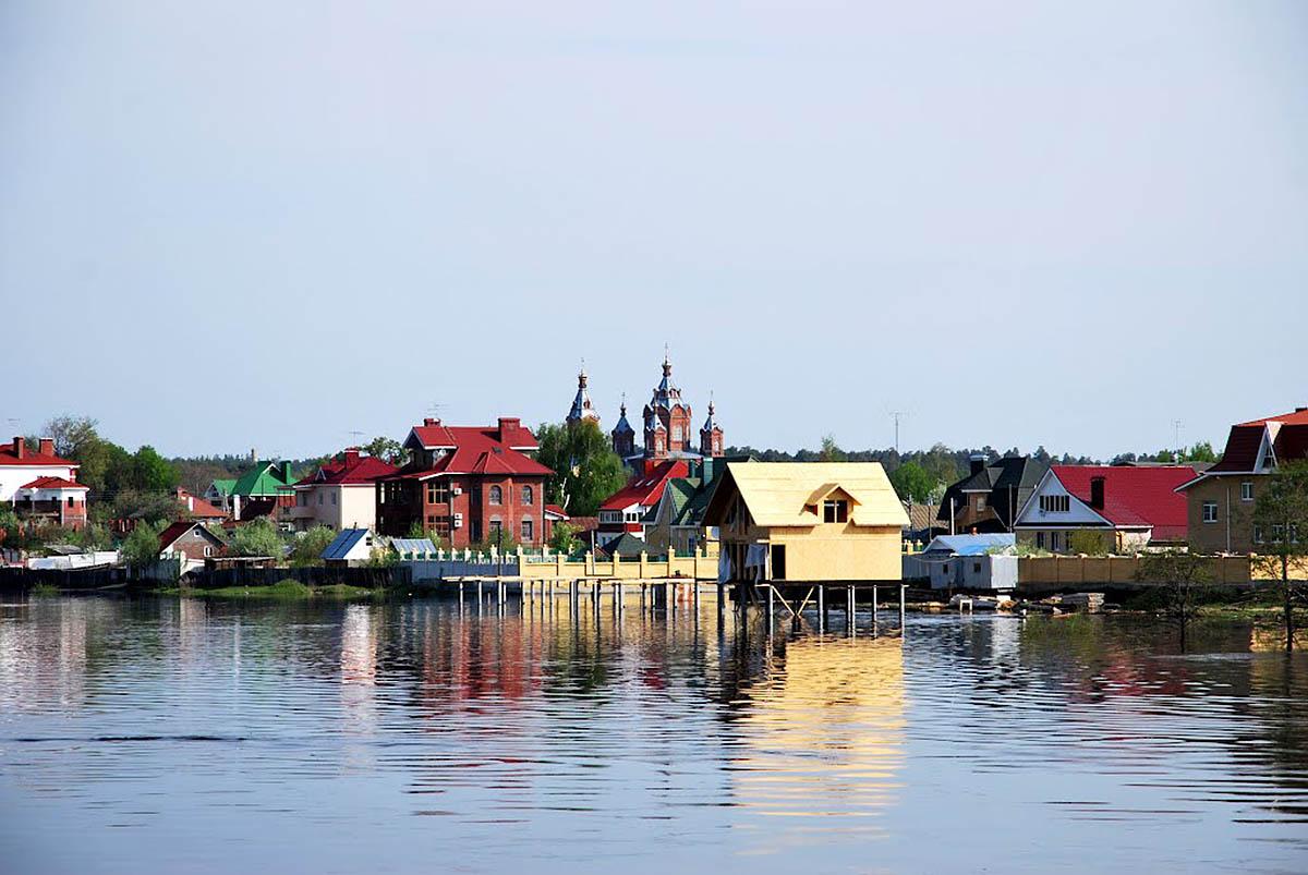 поселок Желнино, Нижегородская область, Россия