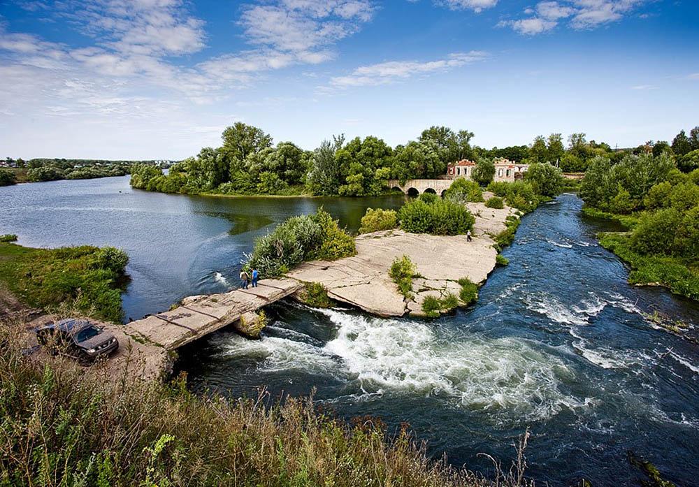 река Красивая Меча, Ефремовский район, Тульская область