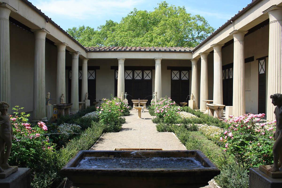 сады Боболи во Флоренции, Италия