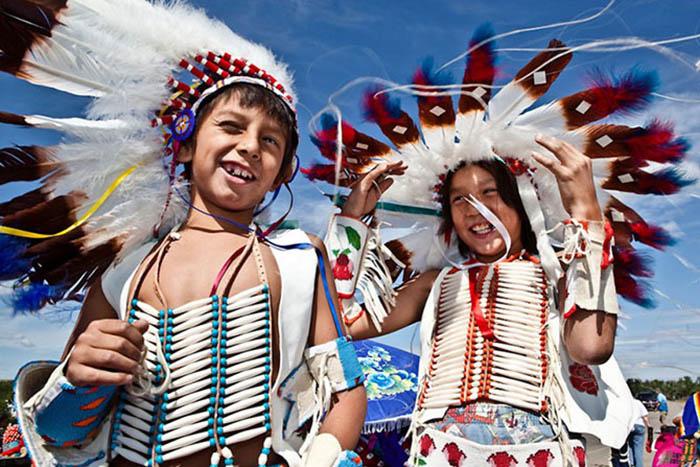 современные американские индейцы