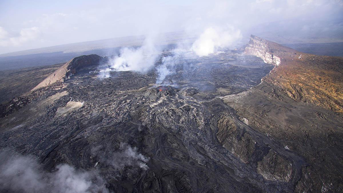 вулкан Мауна-Лоа, Гавайи