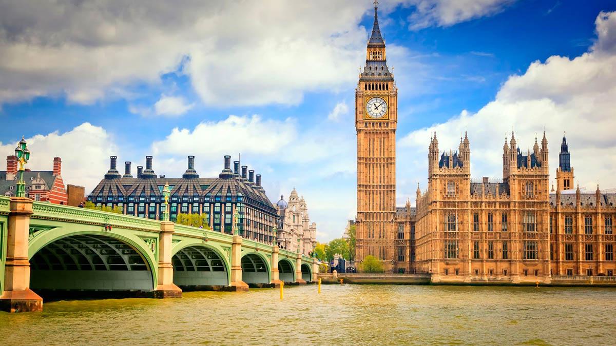 Башня Елизаветы, Лондон, Англия