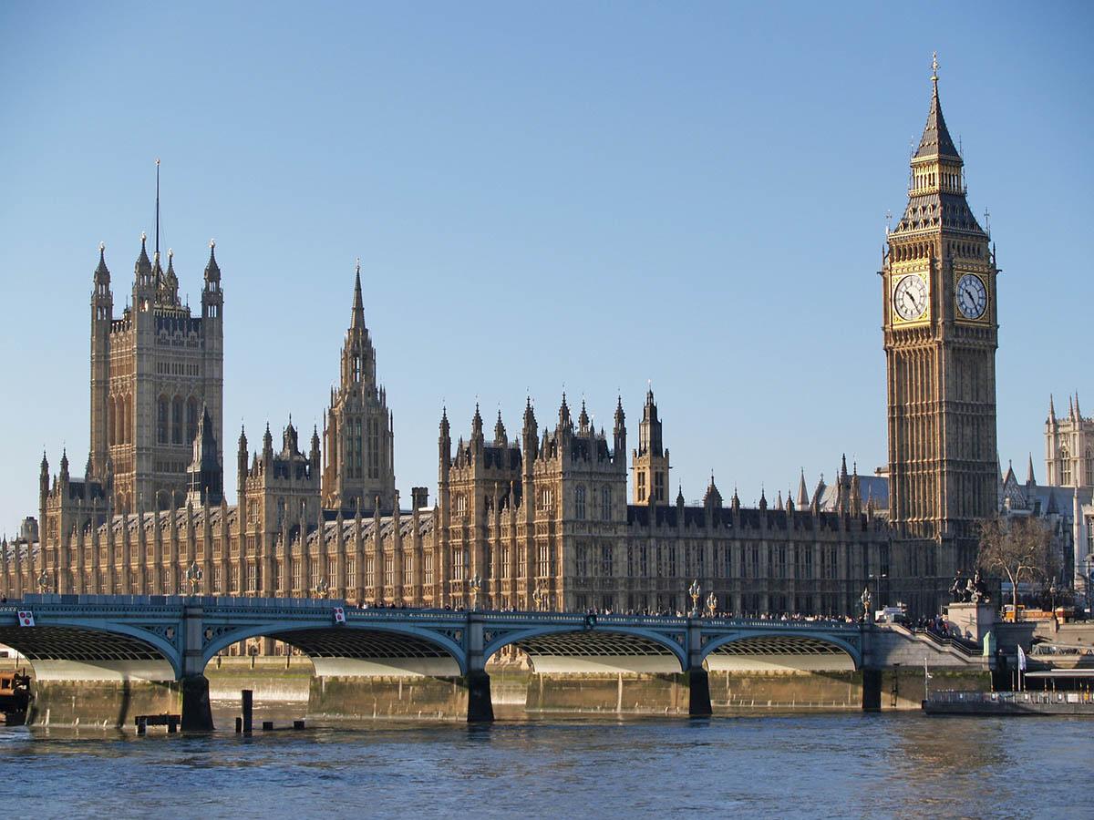 Башня Елизаветы в Лондоне