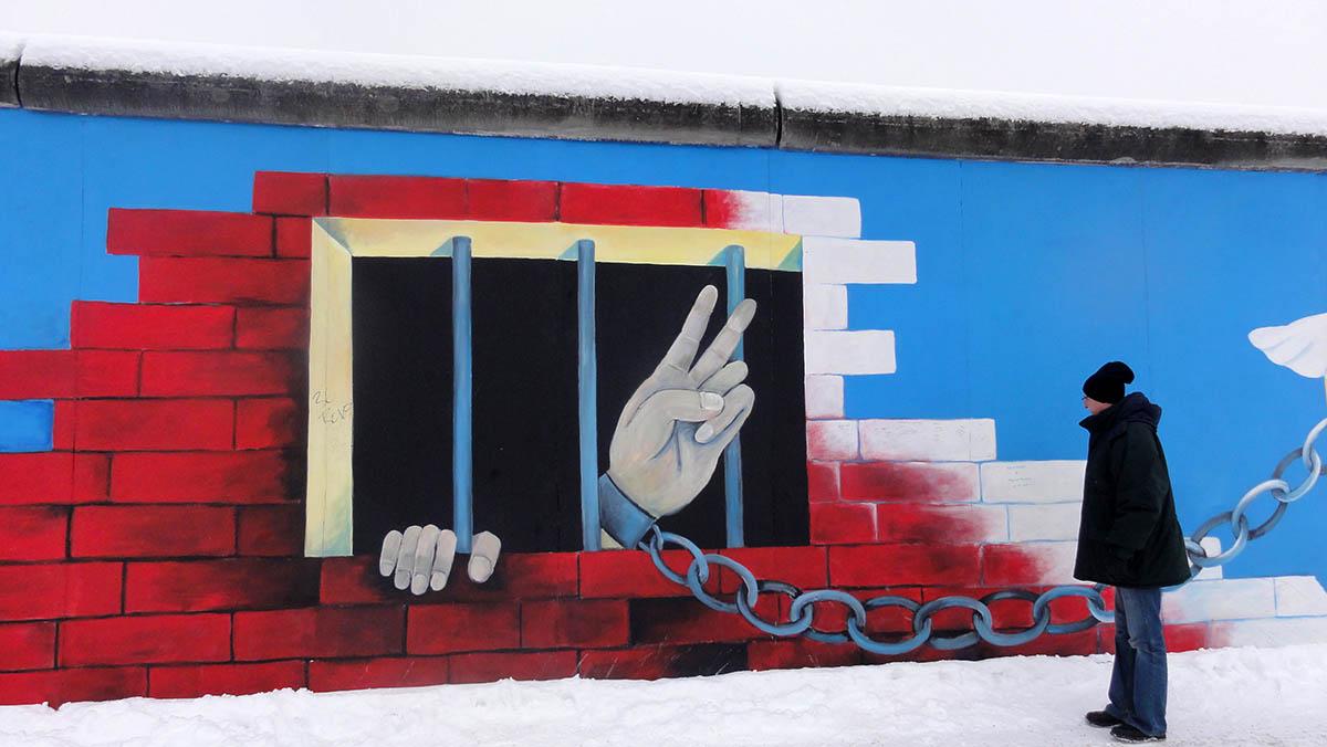 Берлинская стена, Германия