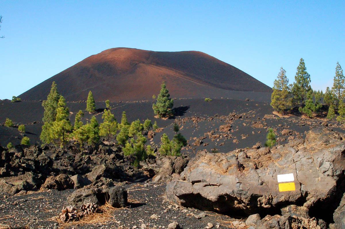 Chinyero, Tenerife, Spain