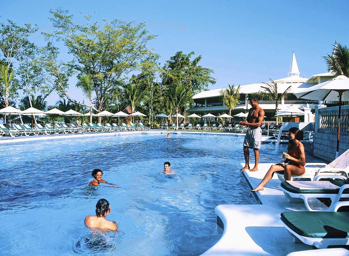 Club Hotel Riu Negril, Jamaica