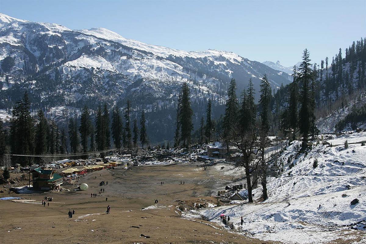 Долина Кулу, Гималаи, Индия