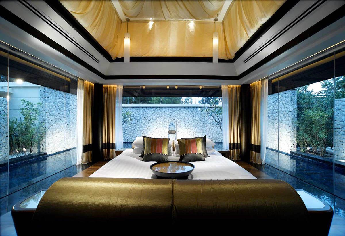Double Pool Villa room