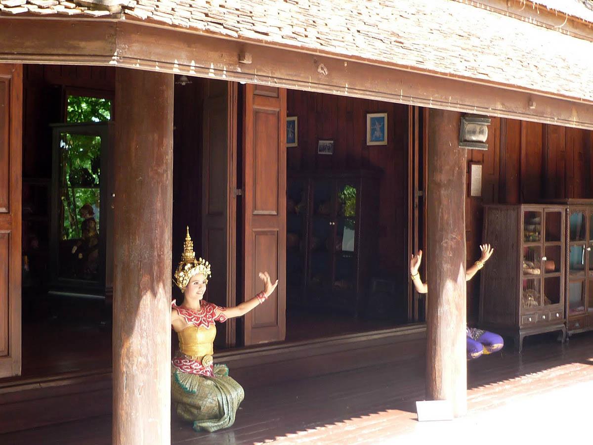 Древний город, Таиланд