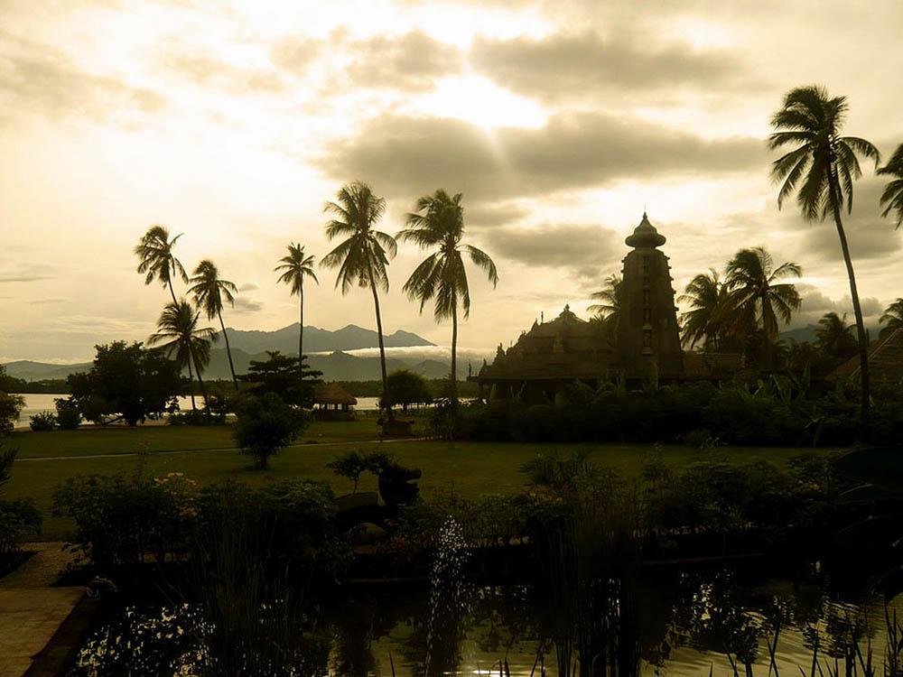 Hotel Tugu, Lombok, Indonesia