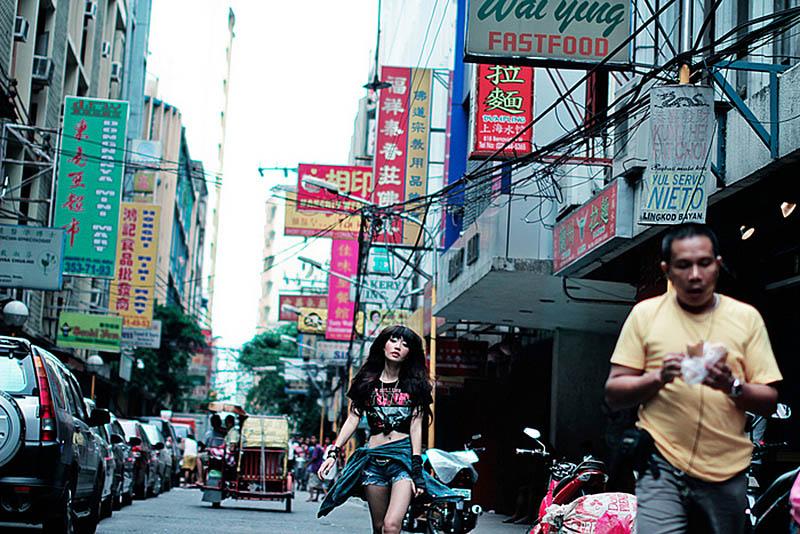 Китайская Манила